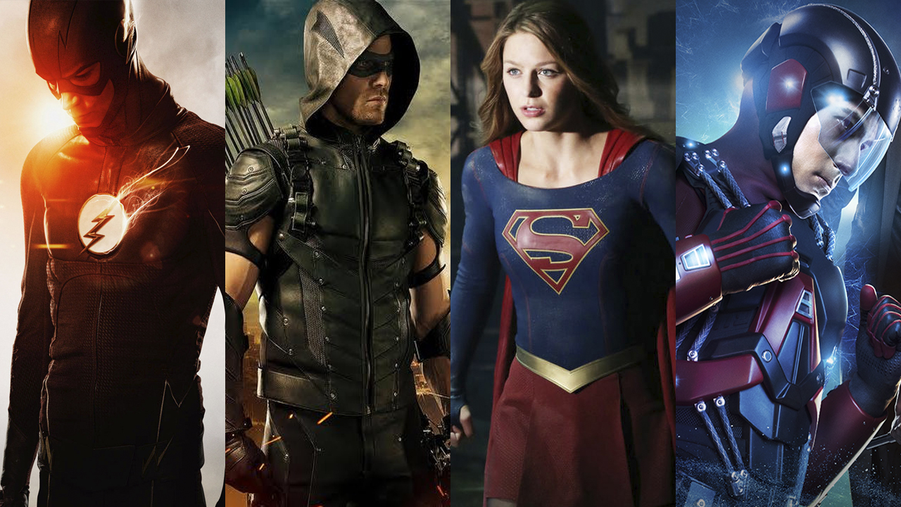 Photo of 'Arrow,' 'The Flash,' 'Supergirl' & More WBTV Slated To Attend Comic-Con 2016