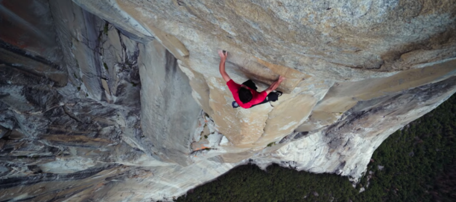 Photo of Interview: Alex Honnold and Director Elizabeth Chai Vasarhelyi Share What It Was Like to Film the Death-Defying Climb