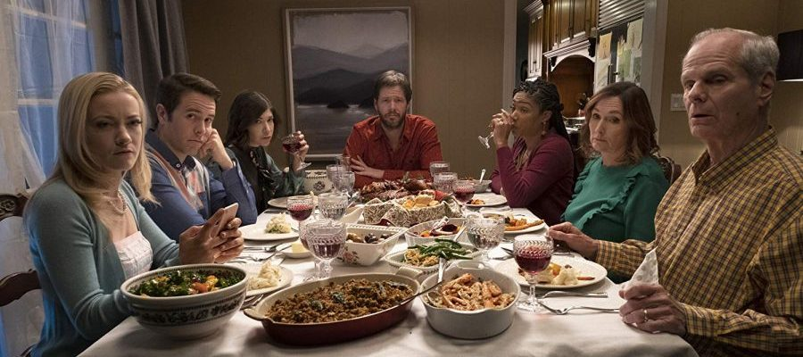 """Photo of Interview: Ike Barinholtz Hopes """"The Oath"""" Balances the Comedy and the Cultural Relevance"""