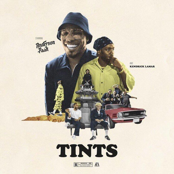 """Photo of Anderson .Paak's """"Tints"""" is Your New Favorite Road Trip Song"""