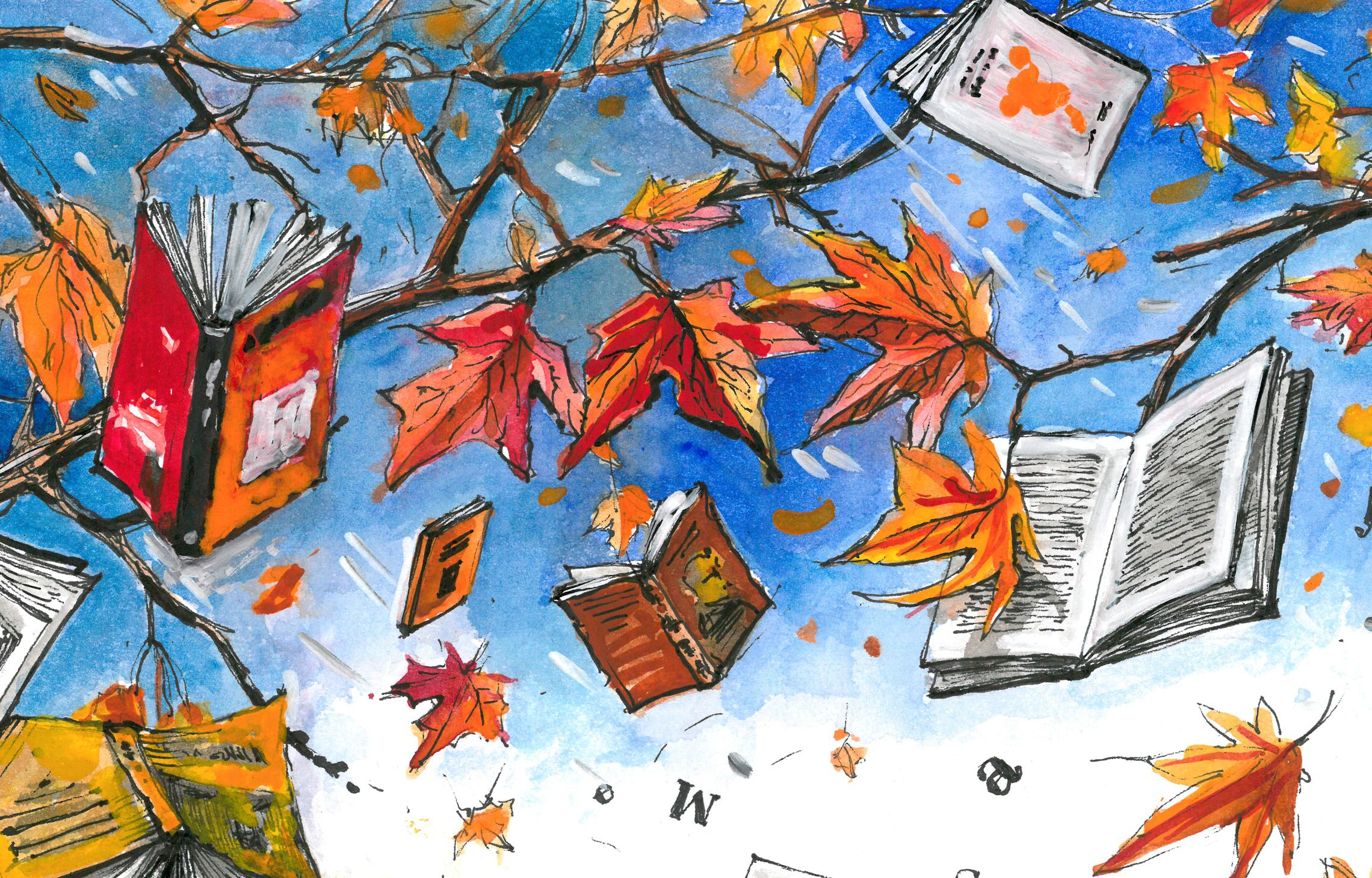 Photo of The Best Seasonal Reads for Fall