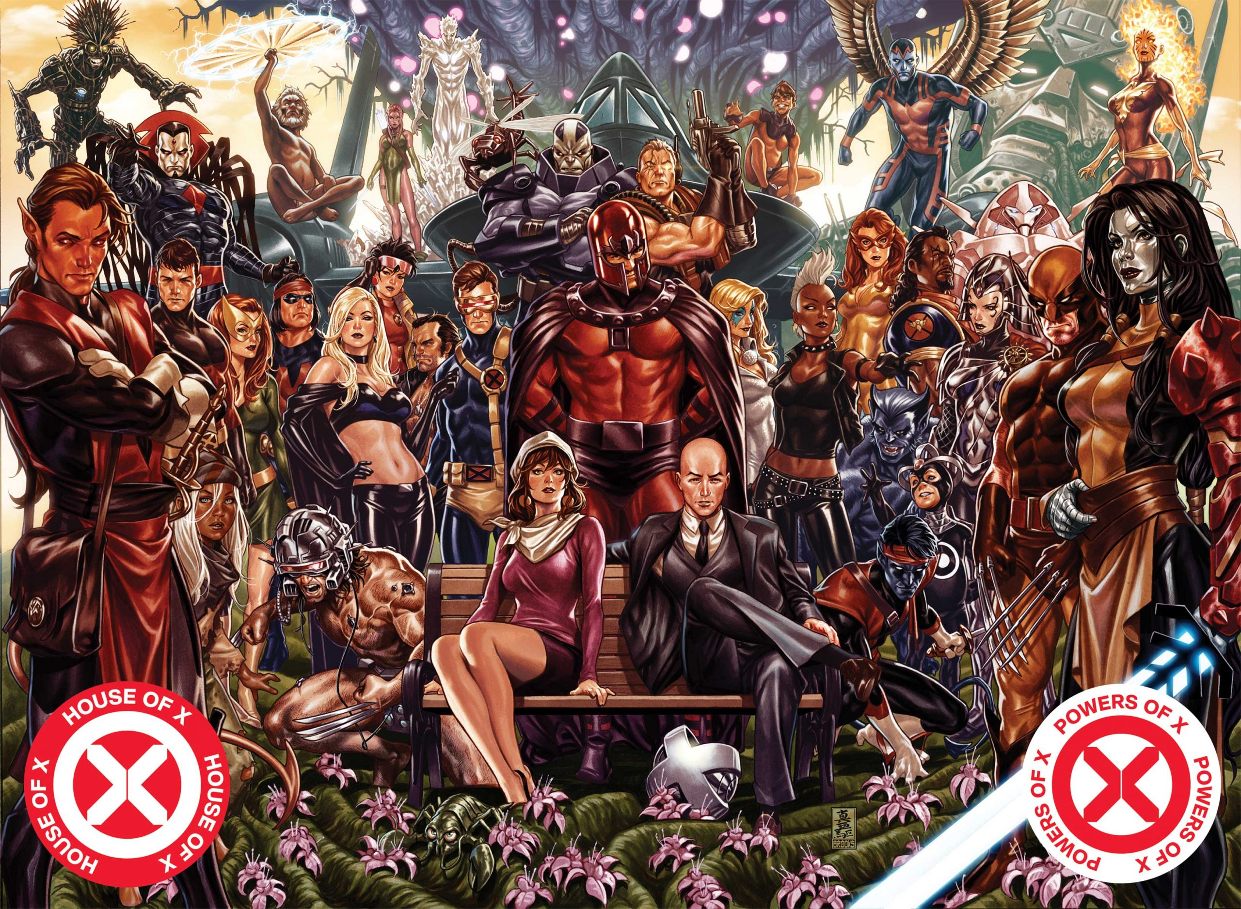 Photo of Dawn of The Mutant Generation: House of X/Powers of X Review