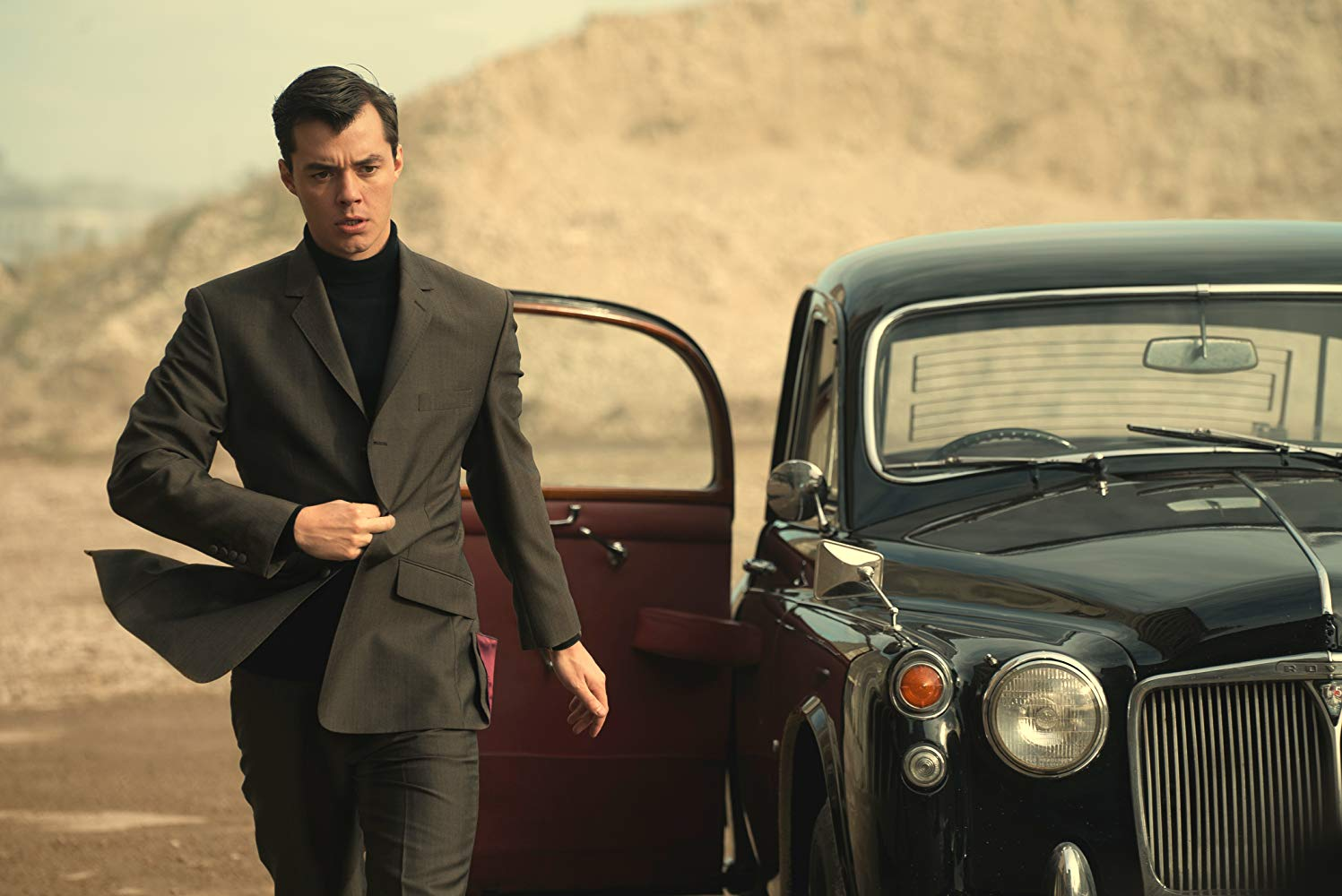 """Photo of """"Pennyworth"""" Season 1 is at Your Service"""