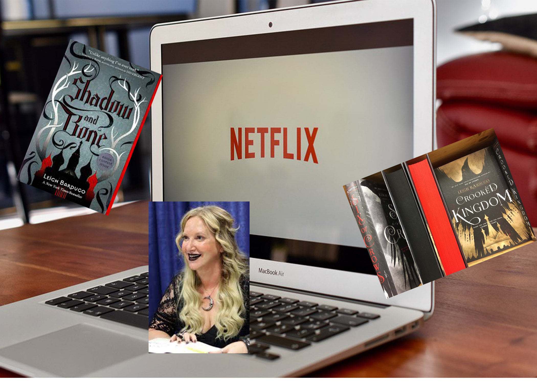 Photo of Leigh Bardugo's Grishaverse Moves to the Netflix-verse