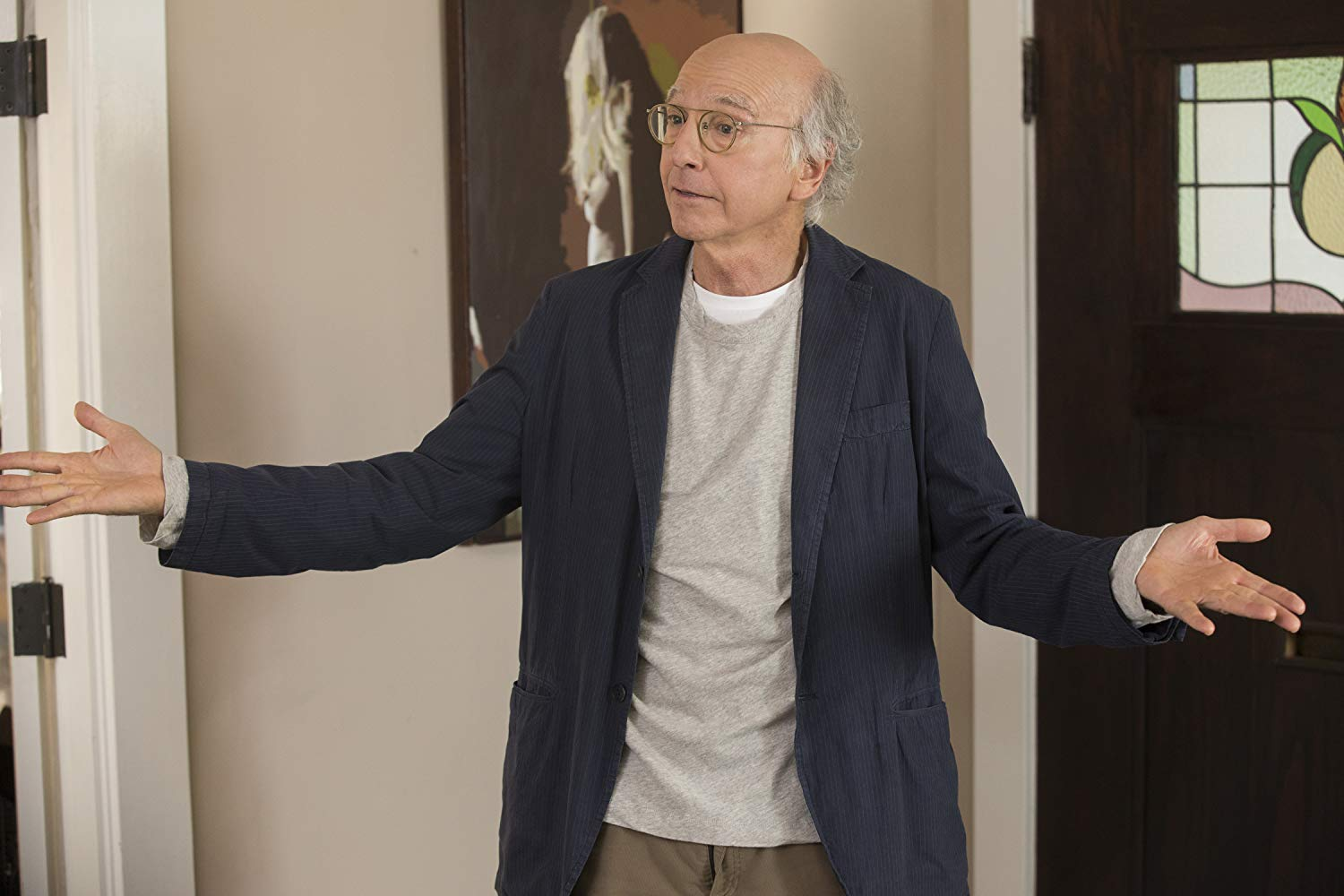 """Photo of 'Curb Your Enthusiasm' Review: """"Happy New Year"""""""